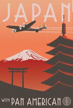 Japan Poster Print