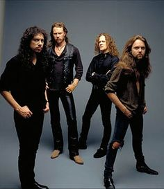 Links to Metallica Official Website with Jason Newsted 1992 interview James Hetfield, Jason Newsted, Kinds Of Music, Music Is Life, My Music, Men In Black, Robert Trujillo, Music Metal, Rock Music