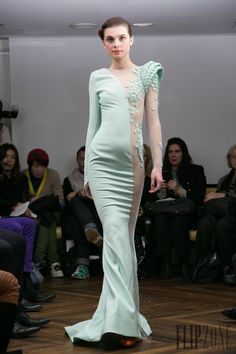 Tony Yaacoub - Couture - Spring-summer 2014