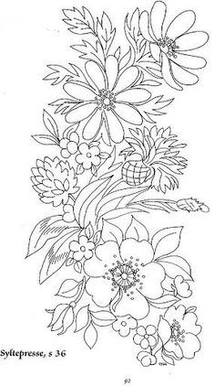 Gallery.ru / Фото #38 - отрисовки:цветы-2 - Vladikana