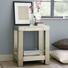 Small Space Solution: 10 Bedside Tables with Drawers | Apartment Therapy