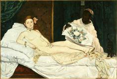 Manet in mostra a Venezia: le foto dei quadri - Style.it