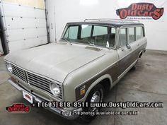 1973 International Travelall SUV