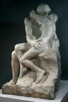 Auguste Rodin - Musée Rodin 77 rue de Varenne 75006 Paris Le Baiser