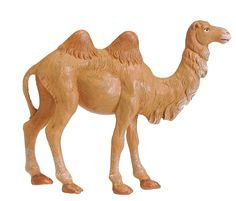 Fontanini by Roman Standing Camel Nativity Figurine, 5-Inch >>> Huge price off! : Collectible Figurines for Christmas
