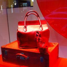 Rouge Hermes Toolbox  Faubourg Saint Honore ParisSpring 2012
