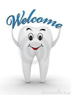 Boa vinda ao dentista