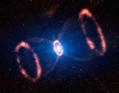 This is what it looks like when a star dies