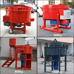 We are refractory cement mixer manufacturer, we have different mixing capacity refractory cement mixer for sale. Their batch capacity is 100kg, 250kg, 500kg, 800kg and 1000kg. For LRM100 and LRM250 refractory cement mixer, it is equipped with walking wheels, two operators could easily move it in working site. Work Site, Raw Materials, Cement, Mixer, Wheels, Walking, Simple, Raw Material, Walks