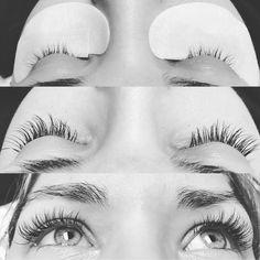 Novalash eyelash extensions #lashedbybellevie