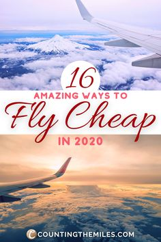 Finding airfares eating away the biggest share of your trip expense? Here is a list of 16 ways in which you can save a ton of money on flight tickets. These tricks are time tested, safe, and work to this date. Airfare Hacks | Airfare Tricks | Cheap Flights | Fly Cheap #FlyCheap #CheapFlights #WaysToFindCheapFlights #AirfareHacks #FlightHacks #SaveOnFlights