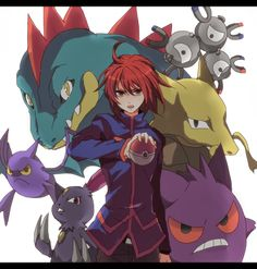 Day Favorite Rival: Silver, the redemption story. Pokemon Tv, Pokemon Fake, Pokemon Manga, Cute Pokemon, Pokemon Stuff, Pokemon Silver, Pokemon Heart Gold, Dragon Manga, Silver Trainers