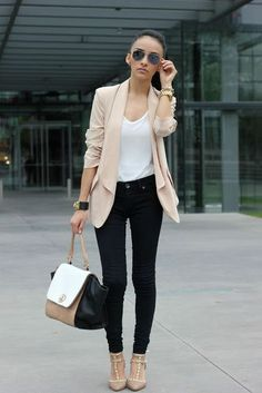 30 Stylish Fall Outfits For Work To Steal - Styleoholic