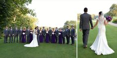 Breathtaking images for weddings by Artist Group Photography.  Chic country club wedding in Milwaukee, Wisconsin. www.artistgroup.com