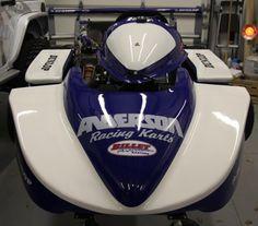2008 Anderson w Go Kart Designs, Vintage Go Karts, Go Kart Frame, Go Kart Racing, Karting, Expensive Cars, Cool Toys, Rock N Roll, Race Cars