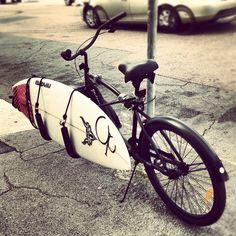 Surf bike...