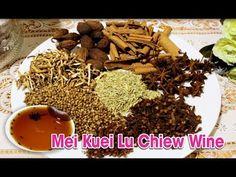 (552) Cách Làm Rượu Mai Quế Lộ | Mei Kuei Lu Chiew Wine | Cook Wine - YouTube