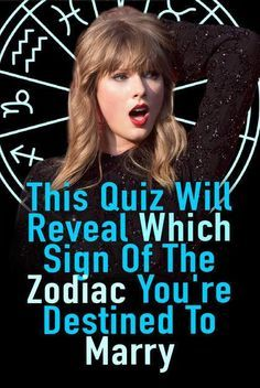 what horoscope are you quiz