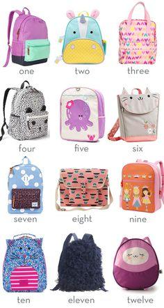 Toddler Girl Backpacks
