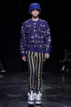 Walter Van Beirendonck Menswear Fall Winter 2014 Paris