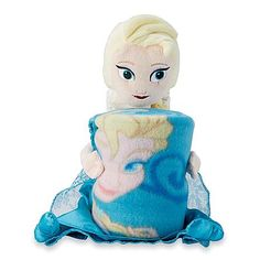 Kmart: Disney Frozen Throw & Plush Toy Only $9.99 (Reg. $24.99)