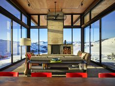 Studhorse _ Olson Kundig Architects