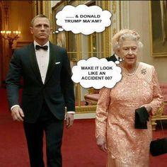 Way to go, Queen :D