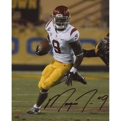 "Marqise Lee USC Trojans Fanatics Authentic Autographed 8"" x 10"" White Uniform Vertical Photograph - $49.99"