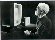 Joseph Cornell, artist, creator of magical worlds in a box