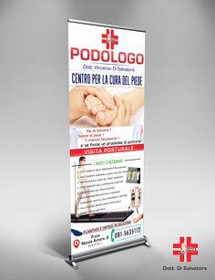 Roll Up   Dott. Di Salvatore  Podologo Napoli www.podologonapoli.it