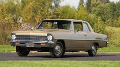 1967 Chevrolet Chevy II Maintenance/restoration of old/vintage vehicles: the material for new cogs/casters/gears/pads could be cast polyamide which I (Cast polyamide) can produce. My contact: tatjana.alic@windowslive.com