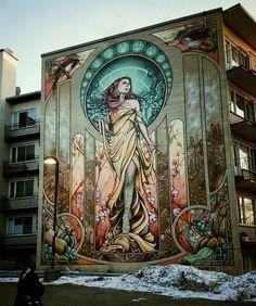 Amazing graffiti art