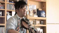 Kishi Bashi: NPR Music Tiny Desk Concert. Anyone who appreciates music like I do, will definitely appreciate this.