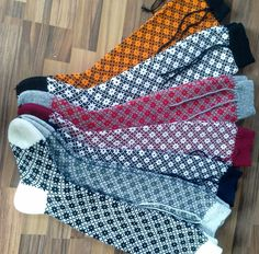 High wool socks traditional warm Norwegian ornaments, stockings Price for 7 pairs socks by WoolMagicShop on Etsy Wool Socks, Knitting Socks, High Socks, Mall, Etsy Seller, Stockings, Pairs, Traditional, Ornaments
