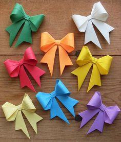 O uso de origami para decoração, vem sendo cada vez mais difundida e apreciada pelo mundo  Feito por encomenda. Tamanhos e cores, podem ser escolhidos pelo cliente. Para maiores quantidades, solicite um orçamento.  Frete por conta do comprador. R$ 80,00