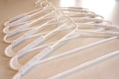 No-Slip Hanger Trick.  :) --> Maybe something for you @dkny?