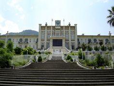 هتل قدیم رامسر | مکان بین مازندران