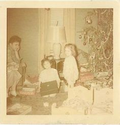 "New Blog: ""Christmas Memories"" #genealogy #mymgc #mymgcblog"