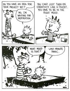 Just love Calvin!