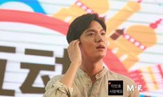 Lee Min Ho Promotion  Bounty Hunters in in Suzhou, China