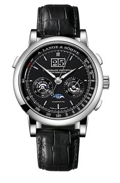 A. Lange & Söhne, classic work of art