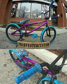 Bmx Pro, Bmx Cruiser, Bmx Street, Bmx Racing, Bmx Freestyle, Bmx Bicycle, Harley Bikes, Automotive Art, Custom Vans