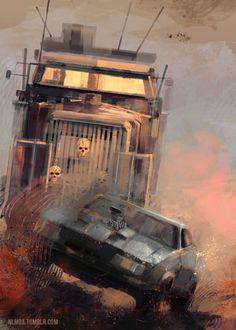 Mad Max: Fury Road -NLMDA