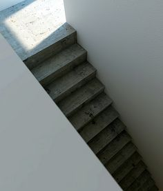 Stairs Tetsuka House by John Pawson Daniel James Hatton, via Flickr