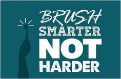 Brush Smarter, not Harder! Over brushing wears down the protective layers of you… Brush Smarter, not Harder! Over brushing wears down the protective layers of you…,pt education Brush Smarter, not Harder! Over brushing wears. Dental Group, Dental Art, Nursing School Tips, Ob Nursing, Nursing Schools, Best Dental Implants, Dentist Clinic, Dental World, Dental Posters