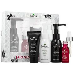 $35-boscia - Japanese Favorites #sephora