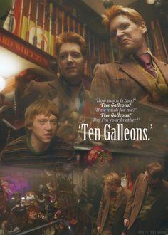 Ten Galleons ❥