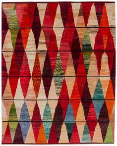 Loom Rugs Color
