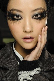 Chanel couture beauty