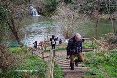 Senda Fluvial del Nansa partiendo de la central hidroeléctrica de Trascudia hacia Muñorrodero. Cantabria, España. © Javier Prieto Gallego; Rv Travel, Andalusia, Places To Visit, Hiking, Vacation, Life, Planes, Traveling, Places To Go